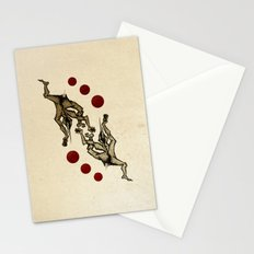 Jugglers Stationery Cards