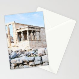 246. Athens Pantheon, Greece Stationery Cards