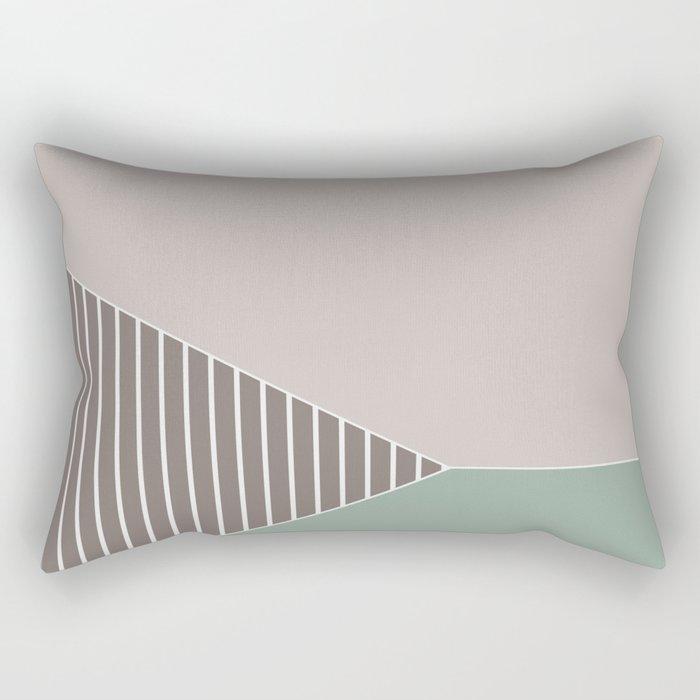 Tri 5 Rectangular Pillow