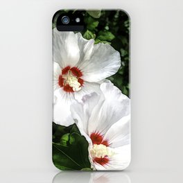The Flower Parade iPhone Case