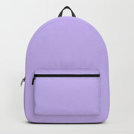 Monochrome collection Purple Backpack