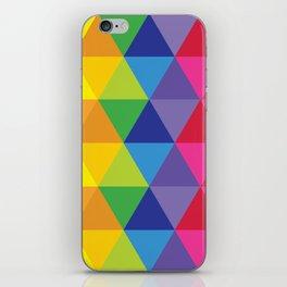 Rainbow Cosmic Universe iPhone Skin