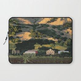 Regusci Winery - Napa Valley Laptop Sleeve