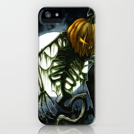 Jack the Reaper iPhone Case