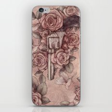 Guns & Flowers iPhone & iPod Skin