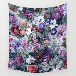 Botanical Dreams Wall Tapestry