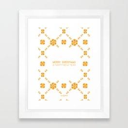 Lusse Buns Framed Art Print