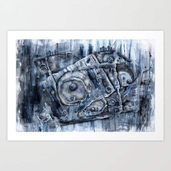 Voodoos Art Print