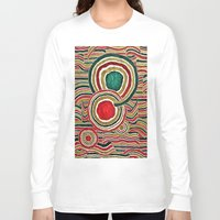 family Long Sleeve T-shirts featuring Family by Yukska
