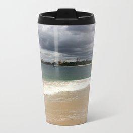 Beautiful gloomy day Metal Travel Mug