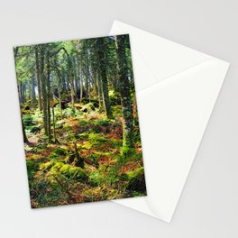 Late Spring Forest Stationery Cards