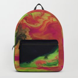 Cascade Of Colour Backpack