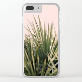 Seeing Green #1 Clear iPhone Case