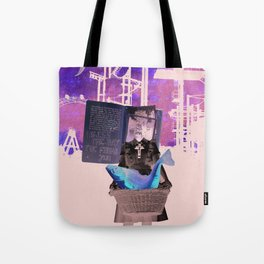 I bless the day I've found you Tote Bag