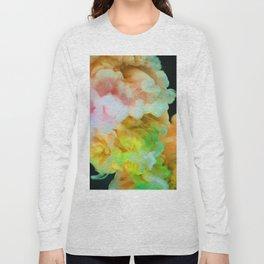 Color Fluff (Color) Long Sleeve T-shirt