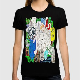 Collage 17 T-shirt