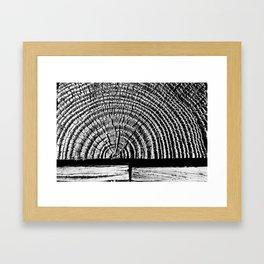 Board of the Rings Framed Art Print