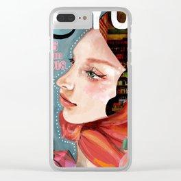 &YOU  vol.2 Clear iPhone Case