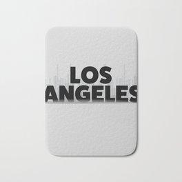Los Angeles , California Bath Mat