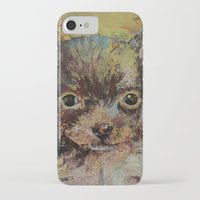 chihuahua iPhone & iPod Cases featuring Chihuahua by Michael Creese