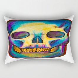 Electric Mind Rectangular Pillow