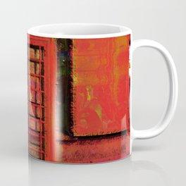 UK Red Phone Box - London England Coffee Mug