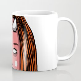 """Demon girl"" Coffee Mug"