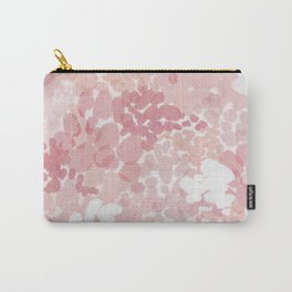 Blushing Petals Carry-All Pouch
