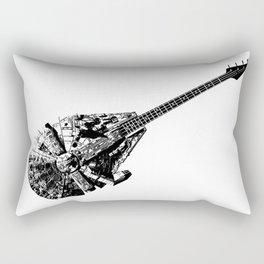 Rebel Bass Rectangular Pillow