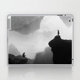 Parallel Isolation Laptop & iPad Skin