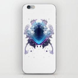 Inknograph VI iPhone Skin
