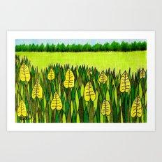 American Prairie Art Print