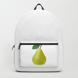 3d pear Backpack