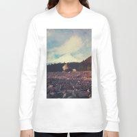 lion king Long Sleeve T-shirts featuring lion king by aaron atanacio