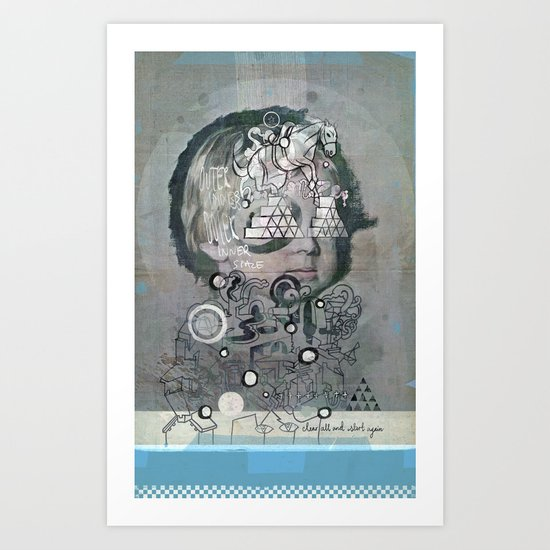 Aberrational State Art Print