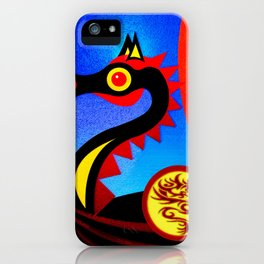 TOWARDS VALHALLA iPhone Case