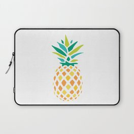 Summer Pineapple Laptop Sleeve