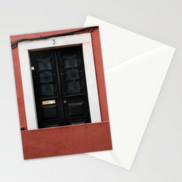 Door No 3 Stationery Cards