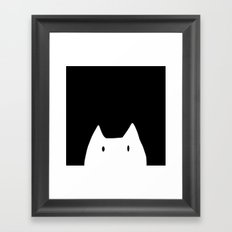 cat-68 Framed Art Print