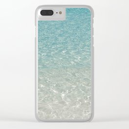 Crystal Clear Clear iPhone Case