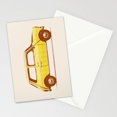 Famous Car #1 - Mini Cooper Stationery Cards