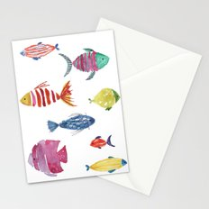 Fishies Stationery Cards