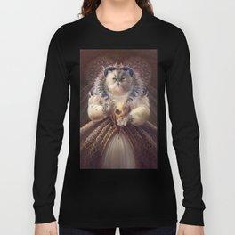 Cat Queen Long Sleeve T-shirt