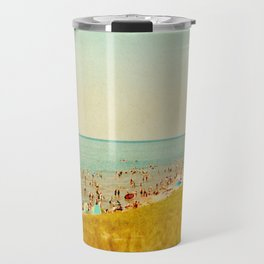 The Last Day of Summer Travel Mug