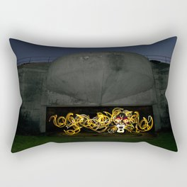 Erin Eisenhower Rectangular Pillow