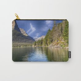 St Mary's Lake - Glacier National Park, Montana Carry-All Pouch