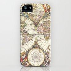 Wit's World iPhone (5, 5s) Slim Case