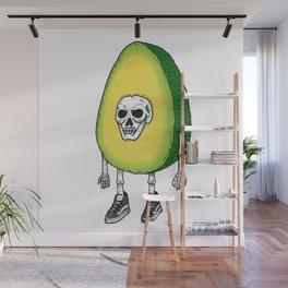 Organic Avocado Wall Mural