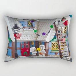 Decorating Rectangular Pillow