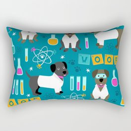 Lab Assistants Rectangular Pillow